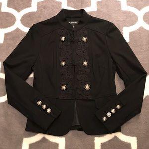 INC Military Jacket Size S